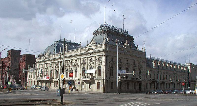 Pałac Izraela Poznańskiego, Lodž